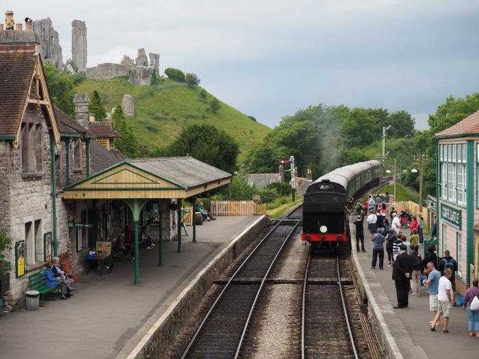 Corfe Station